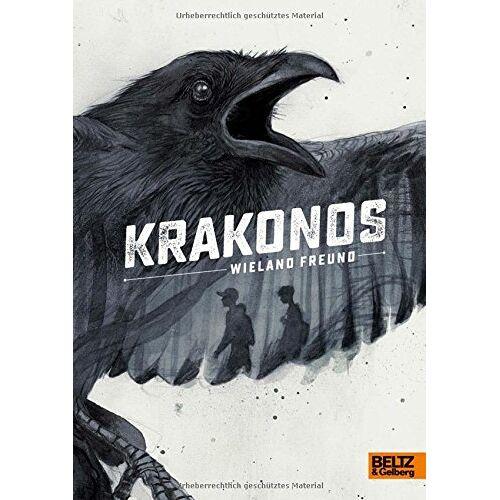Wieland Freund - Krakonos: Roman - Preis vom 18.01.2021 06:04:29 h