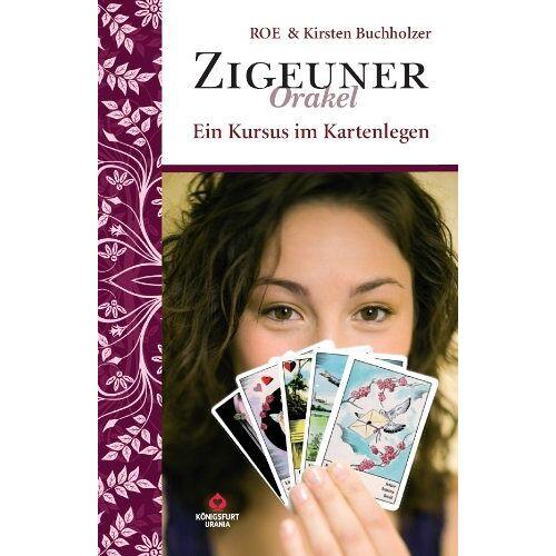 ROE Buchholzer - Ein Kursus im Kartenlegen: Zigeuner Orakel. Set mit Buch und 36 Zigeuner Wahrsagekarten - Preis vom 31.03.2020 04:56:10 h