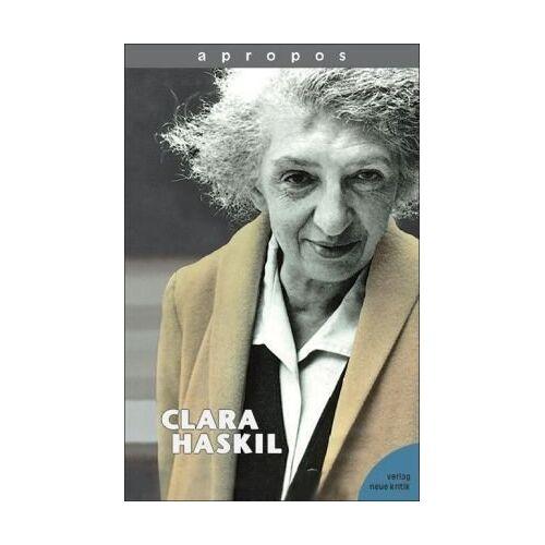 Eike Wernhard - Apropos, Bd.7, Clara Haskil - Preis vom 08.05.2021 04:52:27 h