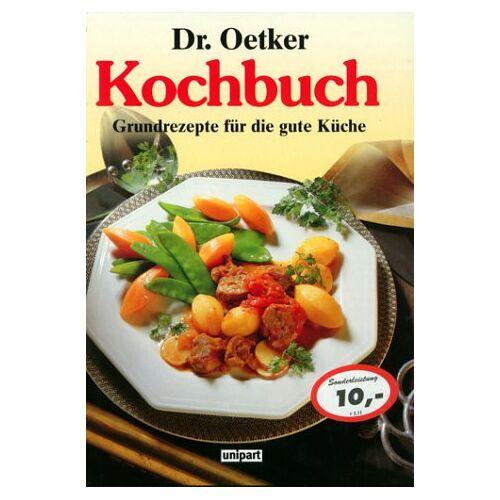 - Dr. Oetker Kochbuch. Grundrezepte für die gute Küche - Preis vom 20.10.2020 04:55:35 h