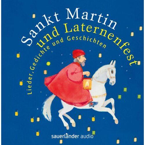 - Sankt Martin u.Laternenfest/CD: Lieder, Gedichte und Geschichten - Preis vom 16.04.2021 04:54:32 h
