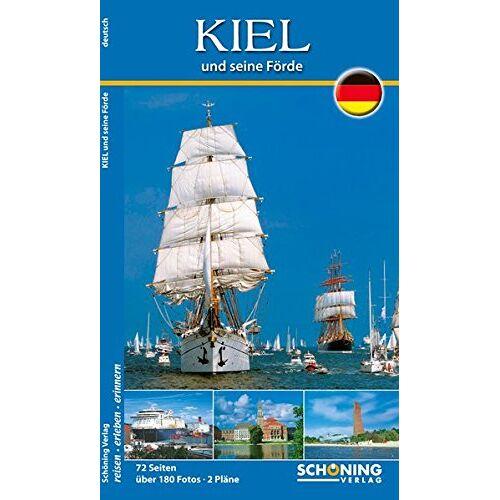 Betina Borgwardt - Kiel und seine Förde - Preis vom 21.10.2020 04:49:09 h