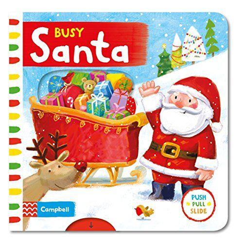 - Busy Santa (Busy Books, Band 19) - Preis vom 06.05.2021 04:54:26 h