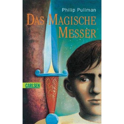 Philip Pullman - His Dark Materials, Band 2: Das Magische Messer - Preis vom 23.02.2021 06:05:19 h