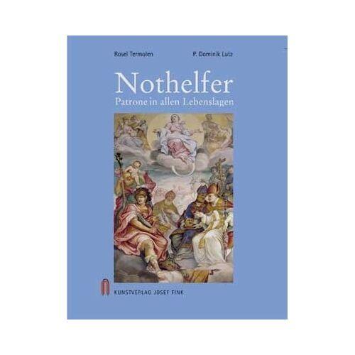 Rosel Termolen - Nothelfer - Patrone in allen Lebenslagen - Preis vom 05.09.2020 04:49:05 h