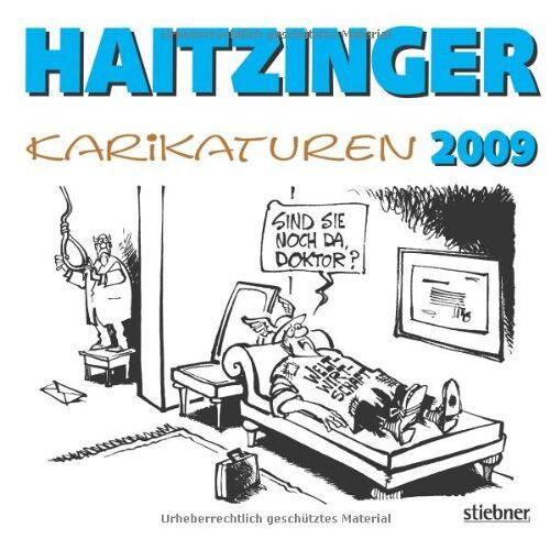 Horst Haitzinger - Karikaturen 2009 - Preis vom 08.05.2021 04:52:27 h