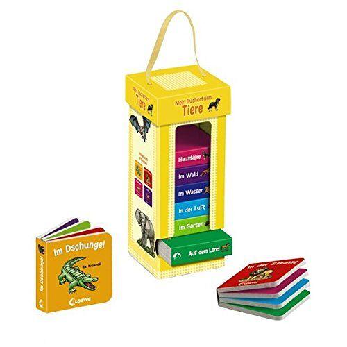 - Mein Bücherturm - Tiere - Preis vom 20.01.2021 06:06:08 h