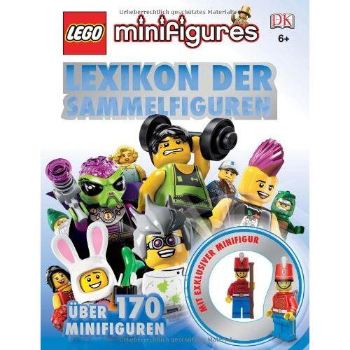 Daniel Lipkowitz - LEGO® Minifigures Lexikon der Sammelfiguren: Über 170 Minifiguren - Preis vom 24.01.2021 06:07:55 h