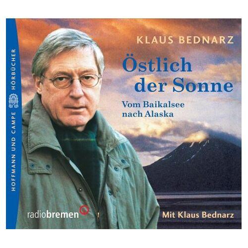 Klaus Bednarz - Östlich der Sonne, 2 Audio-CDs - Preis vom 23.02.2021 06:05:19 h