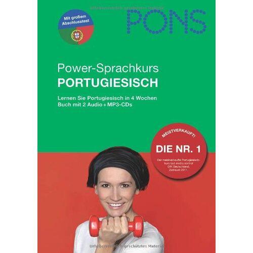 - PONS Power-Sprachkurs Portugiesisch: Lernen Sie Portugiesisch in 4 Wochen - Preis vom 15.04.2021 04:51:42 h