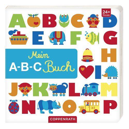- Mein A-B-C Buch - byGraziela - Preis vom 26.10.2020 05:55:47 h