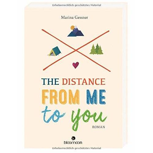 Marina Gessner - The Distance from me to you: Roman - Preis vom 10.04.2021 04:53:14 h