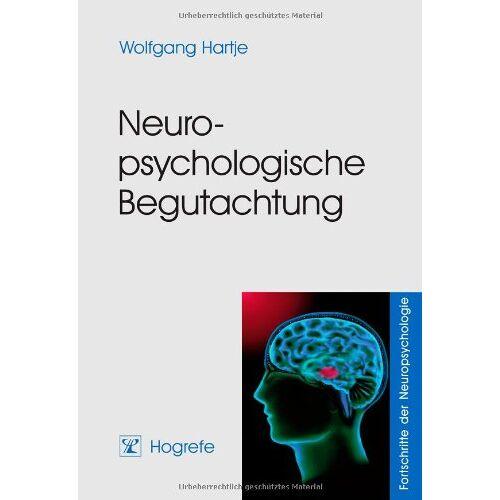 Wolfgang Hartje - Neuropsychologische Begutachtung - Preis vom 23.10.2020 04:53:05 h