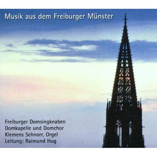 - Musik a.dem Freiburger Münster - Preis vom 05.09.2020 04:49:05 h
