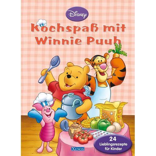 Carla Felgentreff - Kochspaß mit Winnie Puuh: Disney. 24 Lieblingsrezepte für Kinder - Preis vom 24.06.2020 04:58:28 h