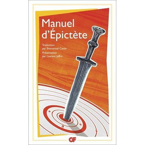 Epictète - Manuel d'Epictète - Preis vom 18.04.2021 04:52:10 h