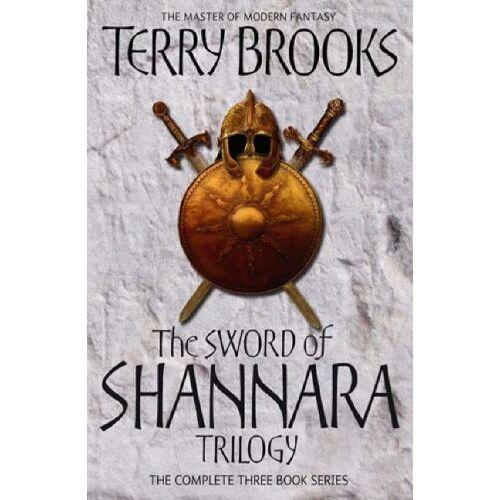 Terry Brooks - The Sword of Shannara Omnibus: The Sword of Shannara / The Elfstones of Shannara / The Wishsong of Shannara (Shannara Series) - Preis vom 27.02.2021 06:04:24 h
