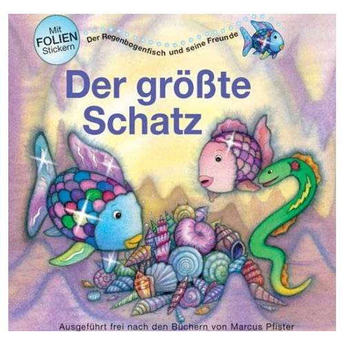 Gail Donovan - Der größte Schatz, m. Folien-Stickern - Preis vom 03.05.2021 04:57:00 h