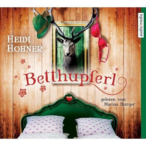 Heidi Hohner - Betthupferl, 5 CDs - Preis vom 06.09.2020 04:54:28 h