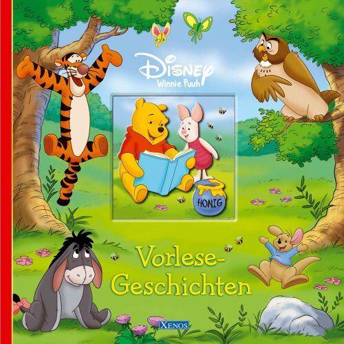 Disney Winnie Puuh. Vorlese-Geschichten. Disney - Preis vom 15.04.2021 04:51:42 h