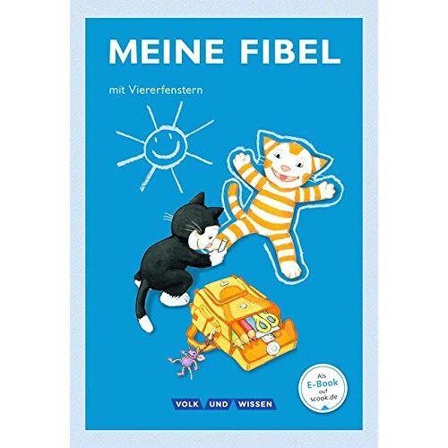 - Meine Fibel - Ausgabe 2015: 1. Schuljahr - Fibel mit Viererfenster: Mit Lernstandsheft und Anlauttabelle - Preis vom 21.04.2021 04:48:01 h