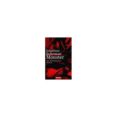 Jonathan Kellerman - Monster. Ein Alex-Delaware-Roman - Preis vom 19.10.2020 04:51:53 h