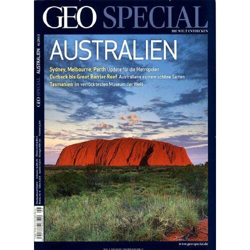 - GEO Special mit DVD 06/2013 - Australien: DVD: Das Beste von Australien - Preis vom 05.09.2020 04:49:05 h