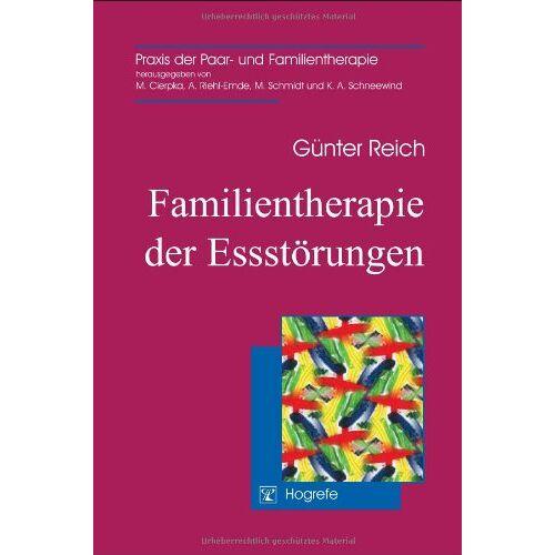 Günter Reich - Familientherapie der Essstörungen - Preis vom 26.10.2020 05:55:47 h
