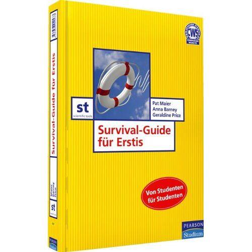 Pat Maier - Survival-Guide für Erstis - Von Studenten für Studenten - Preis vom 21.10.2020 04:49:09 h