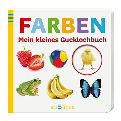 - Mein kleines Gucklochbuch: Farben - Preis vom 07.05.2021 04:52:30 h