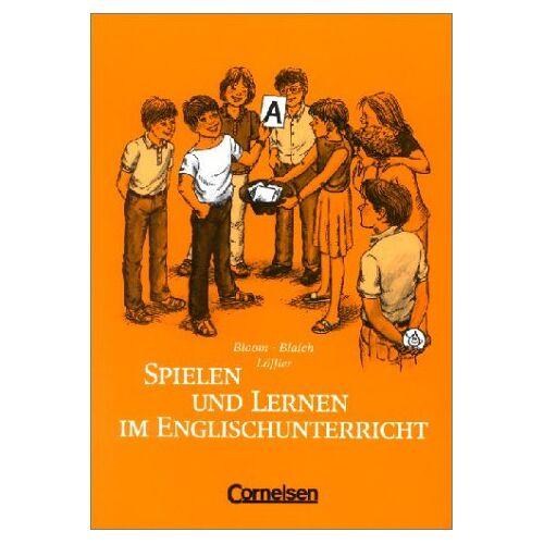 Erich Blaich - Spielen und Lernen im Englischunterricht: 75 Lernspiele mit vielen Varianten - Preis vom 13.05.2021 04:51:36 h
