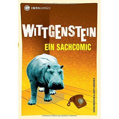 John Heaton - Wittgenstein: Ein Sachcomic (Infocomics) - Preis vom 10.05.2021 04:48:42 h