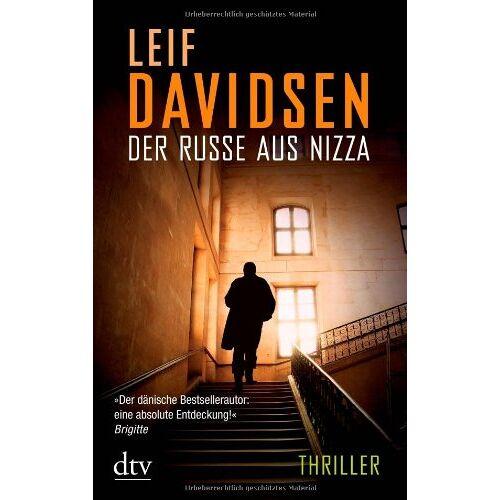 Leif Davidsen - Der Russe aus Nizza: Thriller - Preis vom 03.09.2020 04:54:11 h