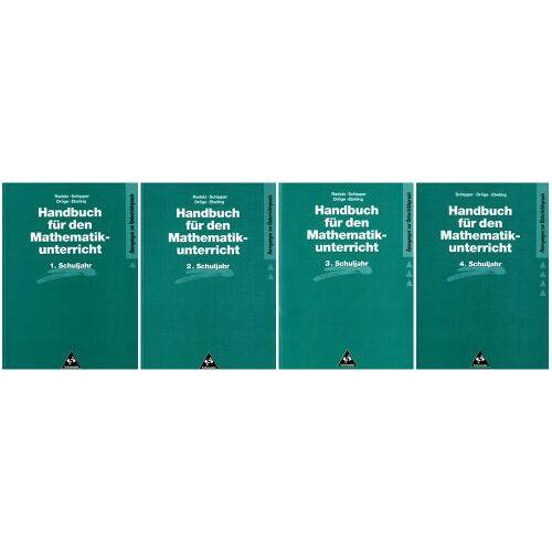 - Handbücher Mathematik: Handbuch für den Mathematikunterricht an Grundschulen: Bände 1. - 4. Schuljahr im Schuber: 4 Bde. (Handbücher für den Mathematikunterricht 1. bis 4. Schuljahr) - Preis vom 13.05.2021 04:51:36 h