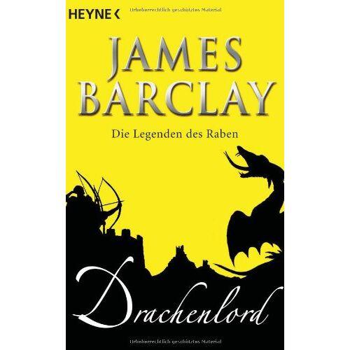 James Barclay - Drachenlord: Die Legenden des Raben 5 - Roman - Preis vom 17.04.2021 04:51:59 h