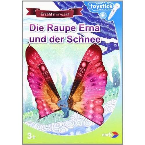 - Toystick Buch - Lesen mal anders - Die Raupe Erna und der Schnee - Preis vom 08.05.2021 04:52:27 h