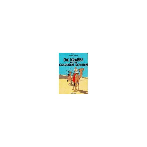 Hergé - Tim und Struppi, Carlsen Comics, Bd.17, Die Krabbe mit den goldenen Scheren (Tintin Allemand) - Preis vom 18.04.2021 04:52:10 h