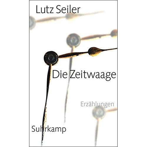 Lutz Seiler - Die Zeitwaage: Erzählungen - Preis vom 14.04.2021 04:53:30 h