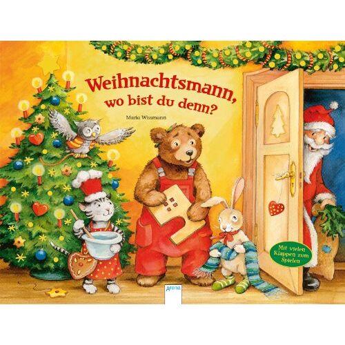 Maria Wissmann - Weihnachtsmann, wo bist du denn? - Preis vom 28.02.2021 06:03:40 h