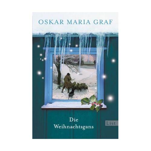 Graf, Oskar Maria - Die Weihnachtsgans - Preis vom 11.04.2021 04:47:53 h