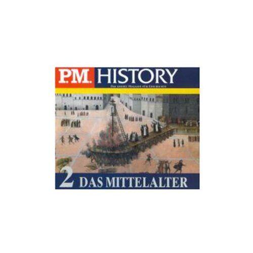 Johann Eisenmann - Das Mittelalter. Paket: Das Mittelalter 1/2. 3 CDs: Tl 2 (P.M. History): TEIL 2 - Preis vom 05.05.2021 04:54:13 h