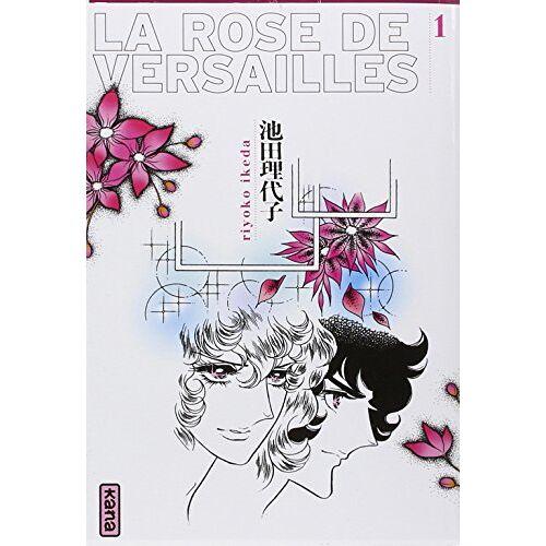 Ikeda - La rose de Versailles, tome 1 - Preis vom 08.04.2021 04:50:19 h
