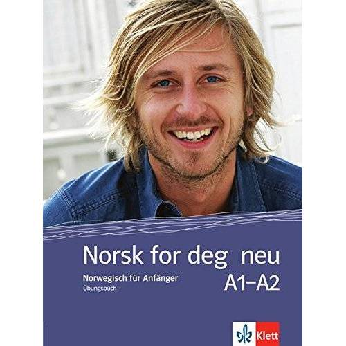 - Norsk for deg neu A1-A2: Norwegisch für Anfänger. Übungsbuch (Norsk for deg / Norwegisch für Anfänger) - Preis vom 09.05.2021 04:52:39 h