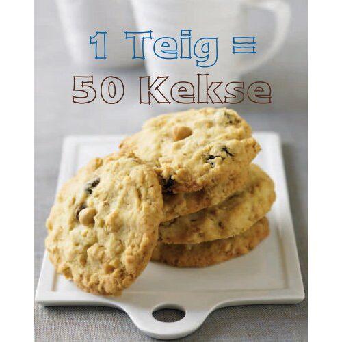 Linda Doeser - 1 Teig = 50 Kekse - Preis vom 09.04.2021 04:50:04 h