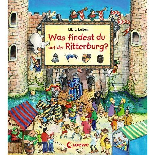 - Was findest du auf der Ritterburg? - Preis vom 06.04.2021 04:49:59 h