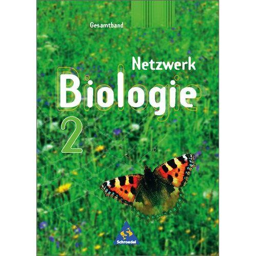 Joachim Jaenicke - Netzwerk Biologie - Ausgaben 1999-2001: Netzwerk Biologie - Allgemeine Ausgabe 1999: Schülerband 2 - Gesamtband: Ein Lehr- und Arbeitsbuch - Preis vom 24.09.2020 04:47:11 h