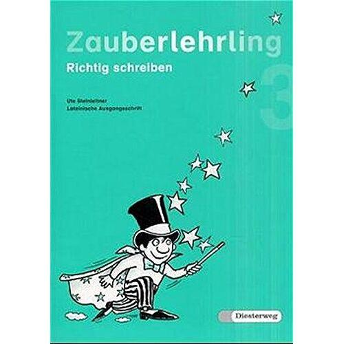 Markus Grolik - Zauberlehrling. Richtig schreiben: Zauberlehrling: Arbeitsheft 3 LA - Preis vom 07.05.2021 04:52:30 h