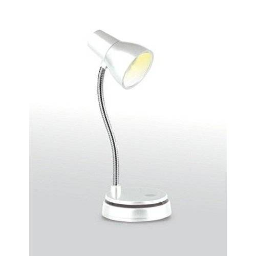- Little Lamp - LED Booklight Leselampe - Weiß: Retro-Buchleuchte und Mini-Tischlämpchen - Preis vom 23.01.2020 06:02:57 h