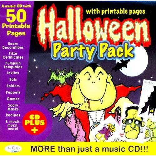 - Halloween Party Pack - Preis vom 30.05.2020 05:03:23 h