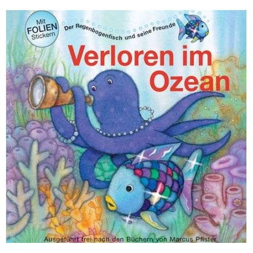 Gail Donovan - Verloren im Ozean, m. Folien-Stickern - Preis vom 20.10.2020 04:55:35 h
